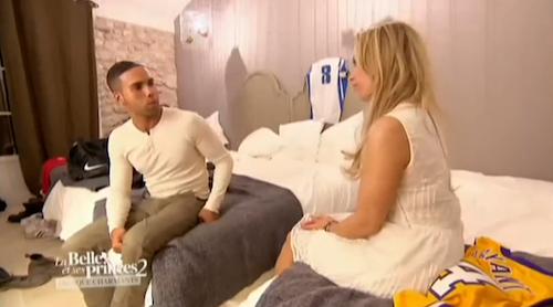 Sammy dit la vérité à Nelly concernant Alexandre !