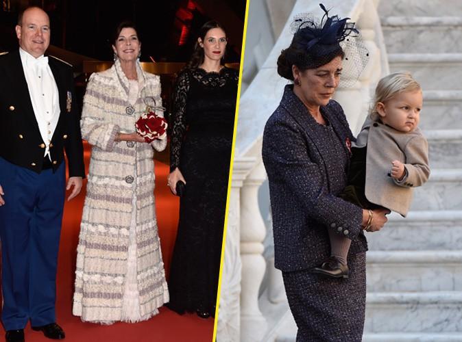 Photos : La famille de Monaco : unie pour le National Day Gala et la présentation de Sacha Casiraghi  !