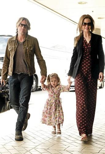 Mère porteuse : une deuxième fille pour Nicole Kidman et Keith Urban