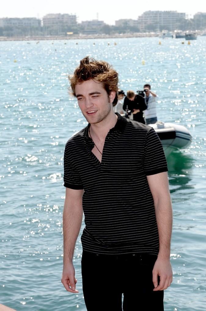 Robert Pattinson avant !