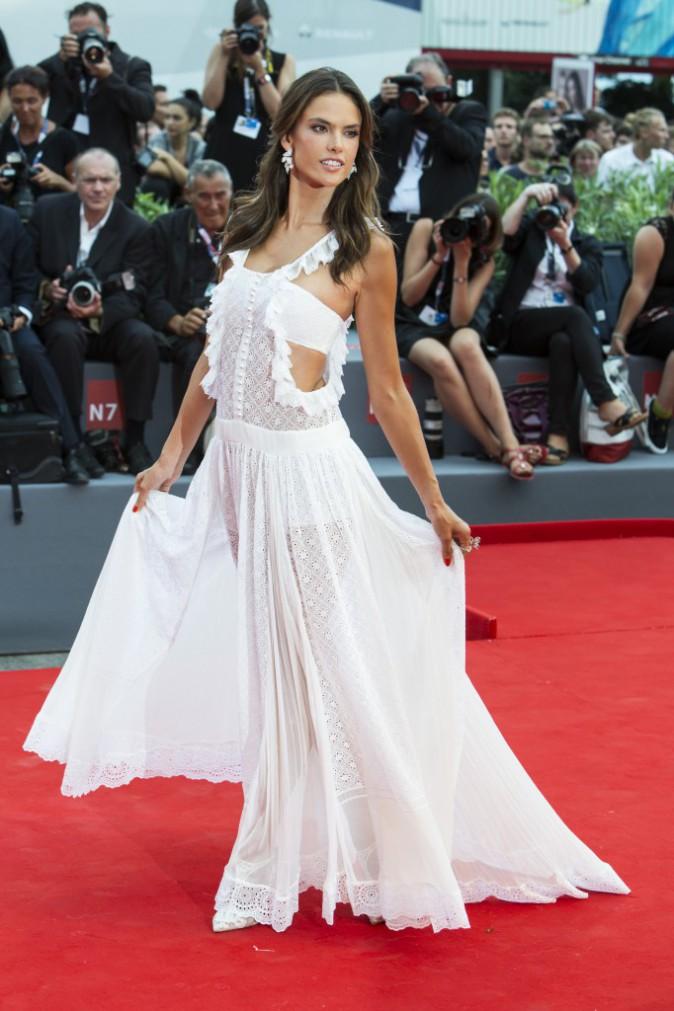 Alessandra Ambrosio le 2 septembre 2015