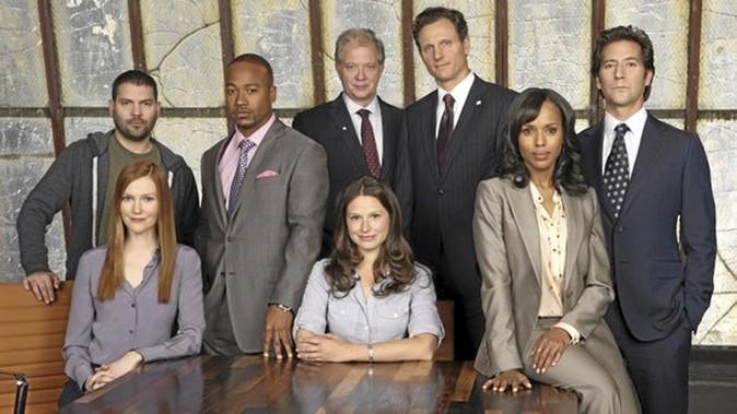 Les acteurs de la série au complet !