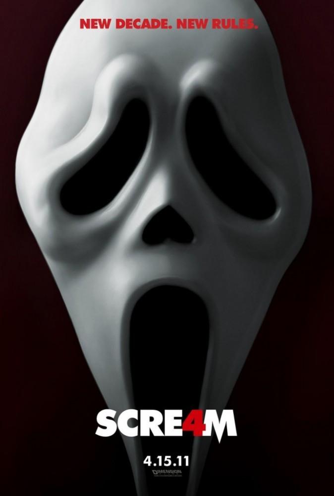 Scream 4 est sur les écrans !