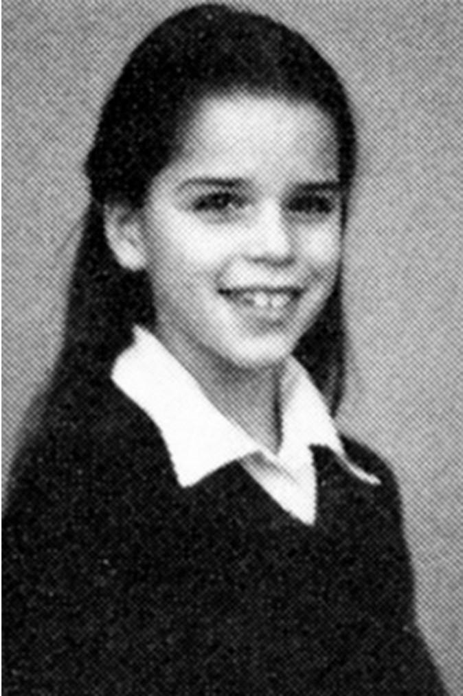 Une collégienne de 1984 au Canada...