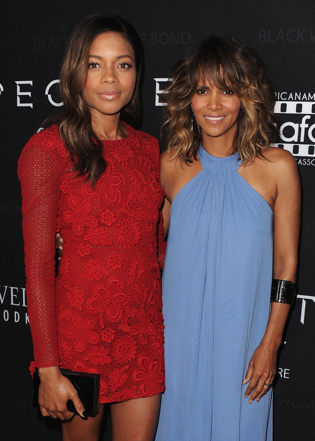 Halle Berry à Los Angeles le 3 novembre 2015