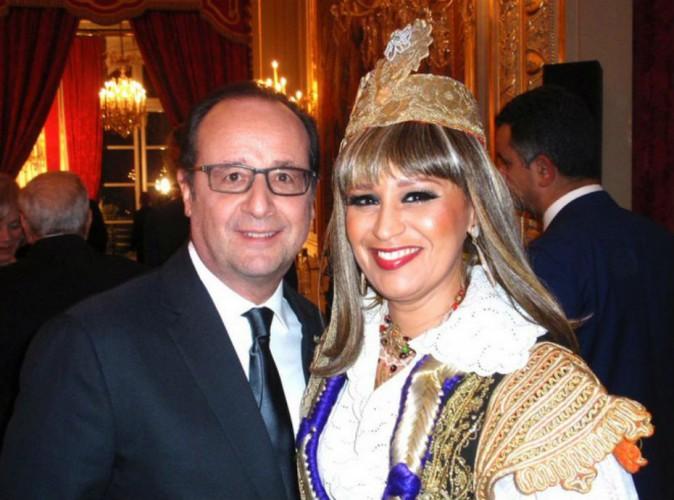 Lââm invitée par François Hollande à l'Elysée, elle fait honneur à la Tunisie !