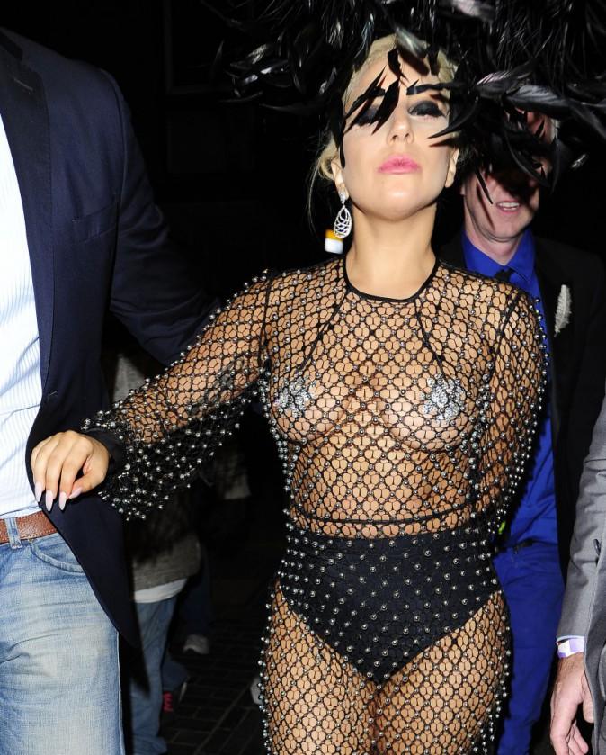 Lady Gaga le 8 juin 2015