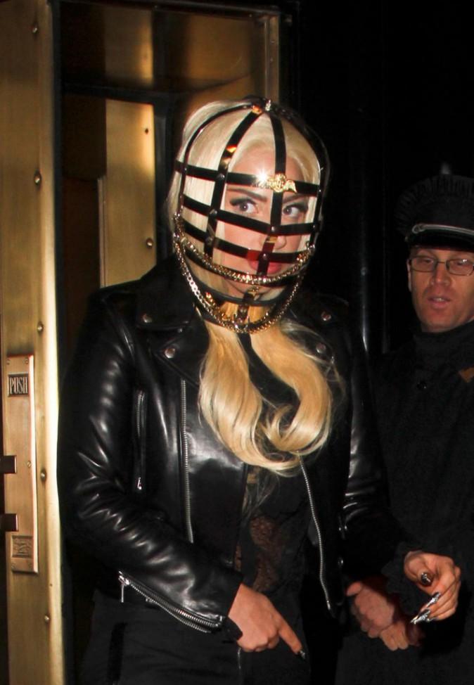 Lady Gaga, New York City, Décembre 2012
