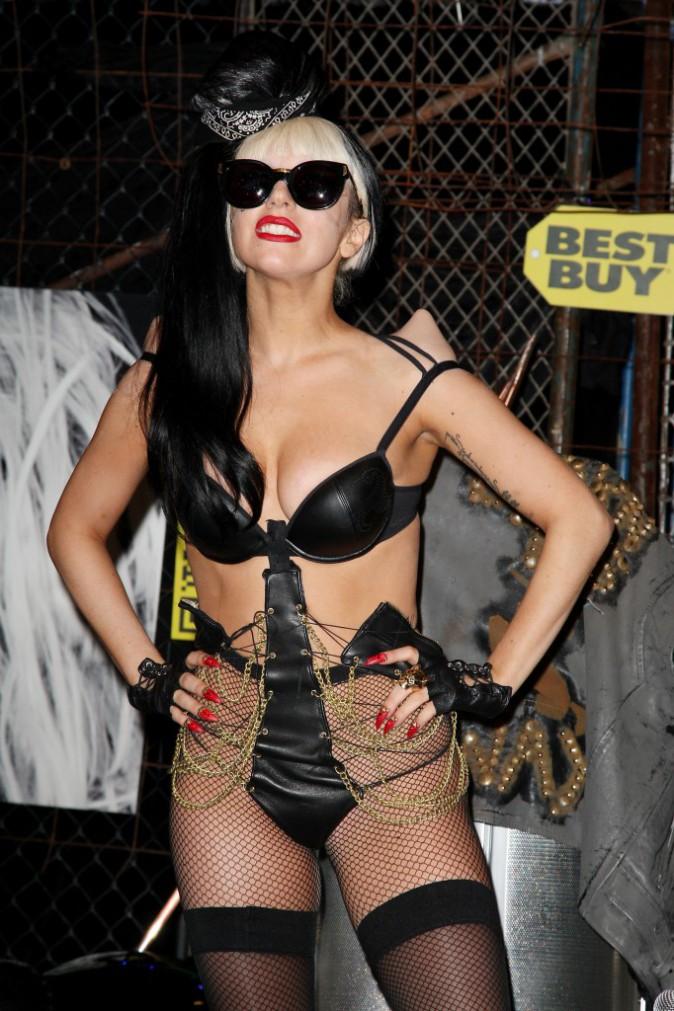 Lady Gaga, New York City, Mai 2011