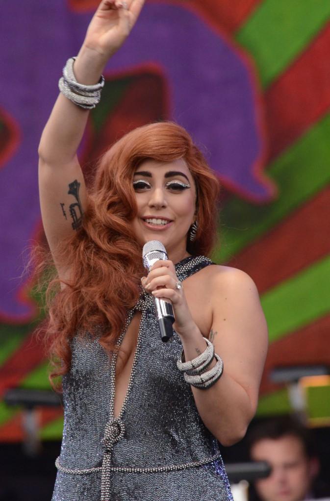 Photos : Lady Gaga : elle joue les divas aux côtés de Tony Bennett... Et c'est loin d'être réussi !