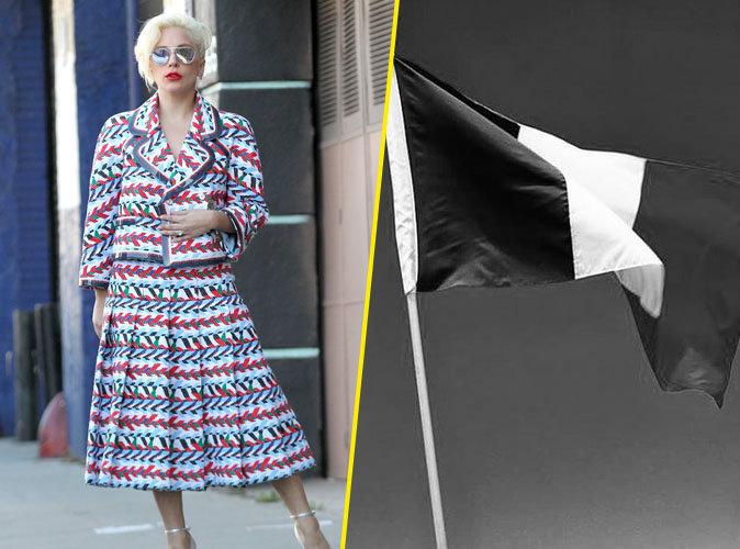 Lady Gaga à Los Angeles