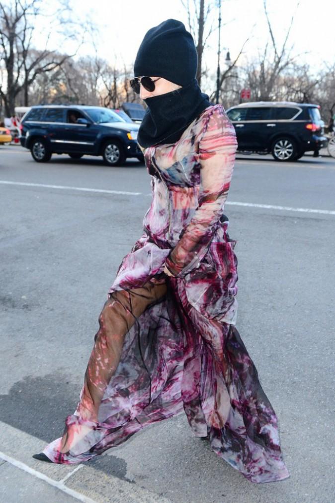 Photos : Lady Gaga : en mode incognito alors qu'elle autorise MTV à filmer son intimité !