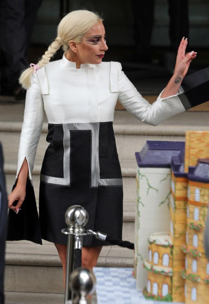 Lady Gaga : Et maintenant elle se prend pour Fifi Brindacier !