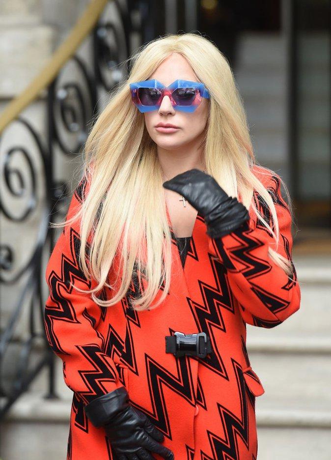 Lady Gaga le 25 novembre 2015