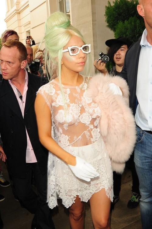 1- Lady Gaga