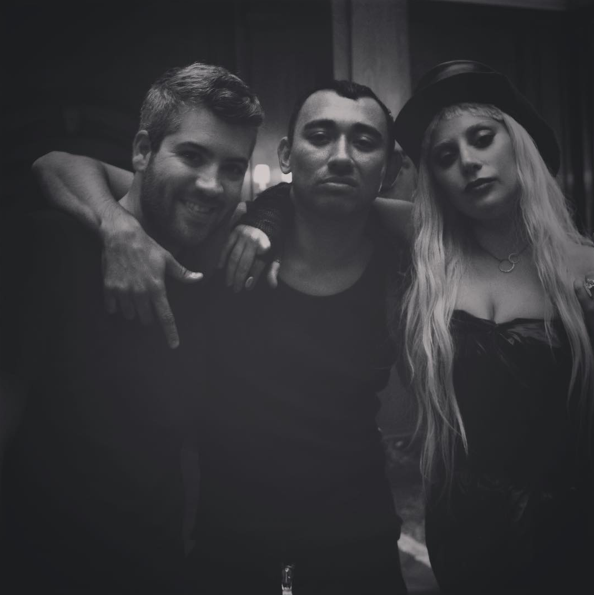 Lady Gaga le 13 septembre 2015