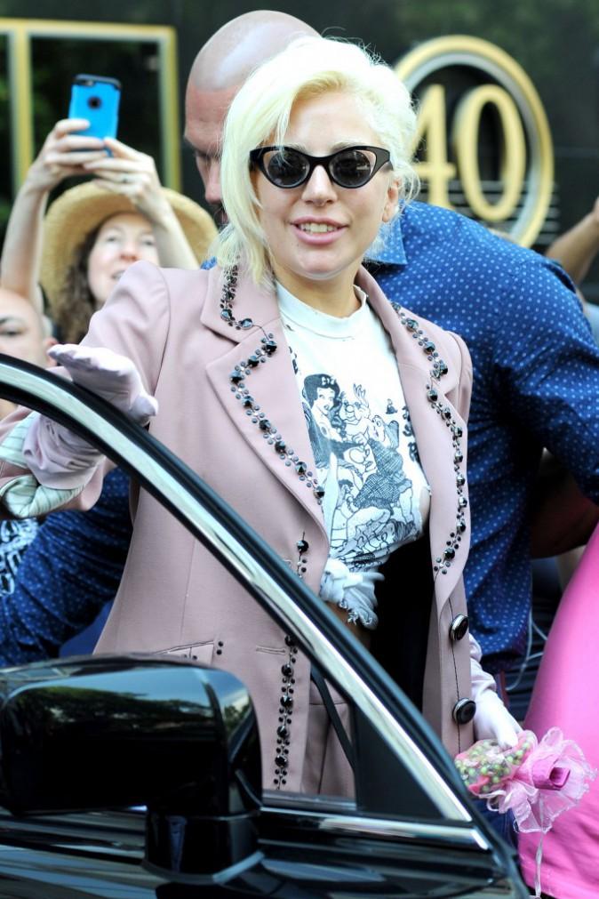 Photos : Lady Gaga : la reine de la provoc' ne s'arrête plus !