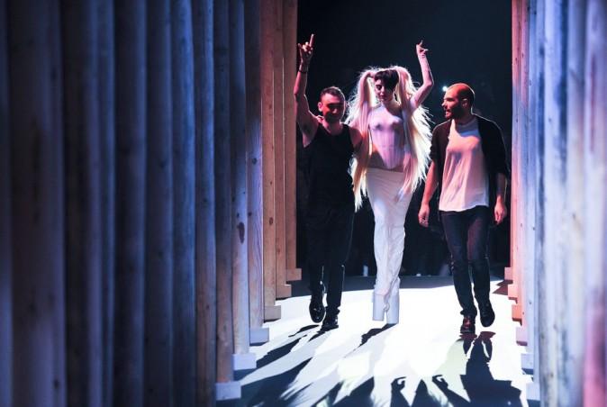 Thierry Mugler a marqué un point avec Lady Gaga comme mannequin !