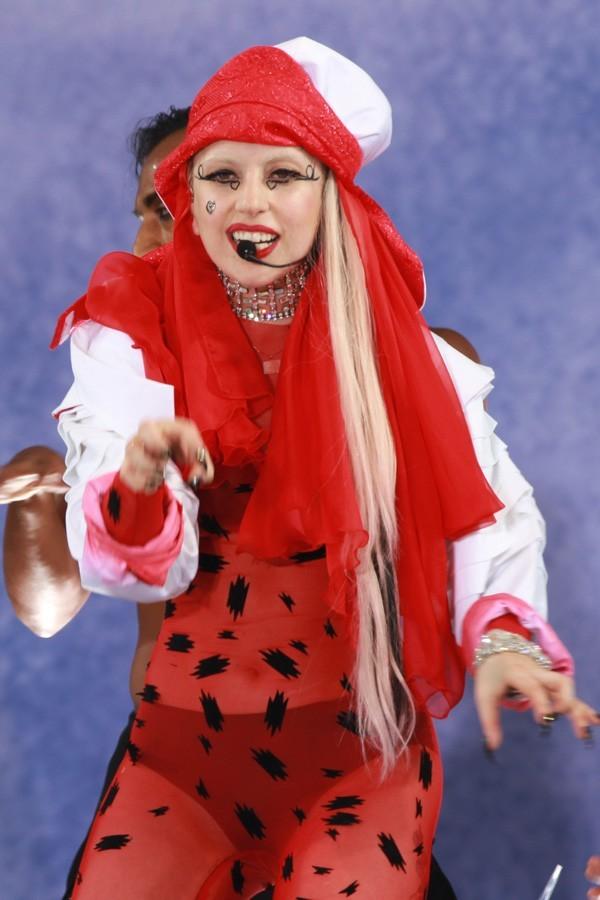 Jack Sparrow? Non Lady Gaga