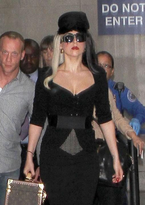 Non, c'est Lady Gaga !