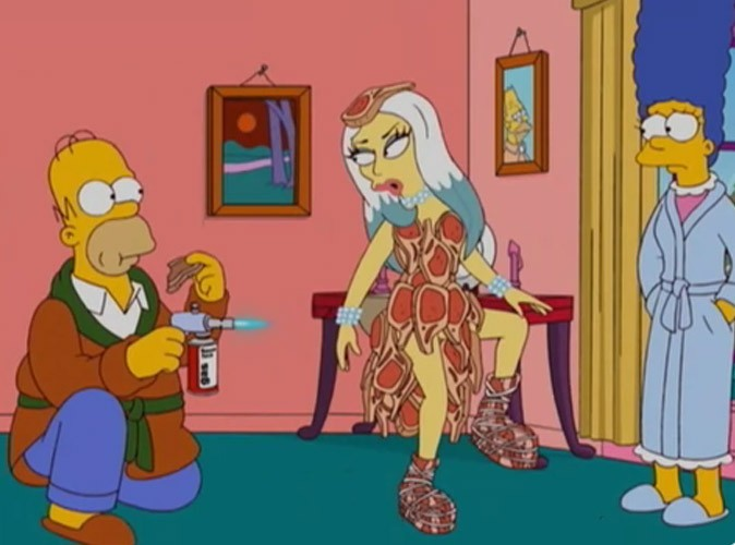 La fameuse robe en viande