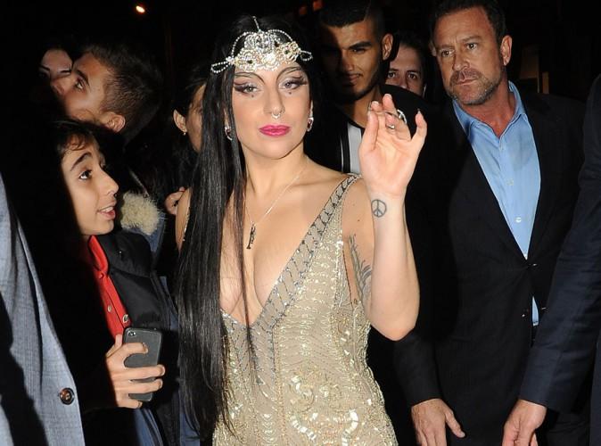 """Lady Gaga : """"Paris brûle"""", elle a enflammé la capitale pour son premier show au Zénith !"""