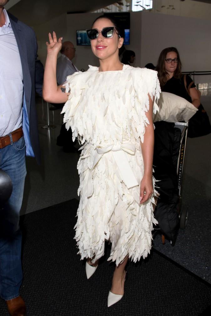 Lady Gaga le 5 mai 2015