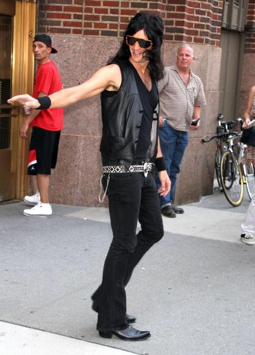 Luc Carl, de nouveau avec la Gaga !