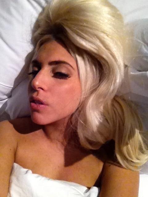 Gaga, prête à rejoindre Morphée