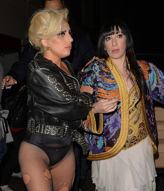 Lady Gaga le 9 juin 2015