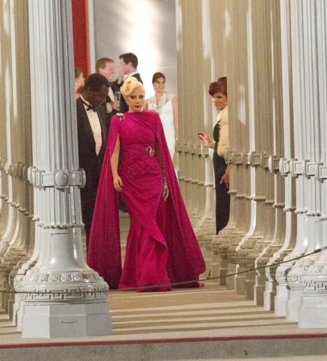 Lady Gaga le 20 août 2015