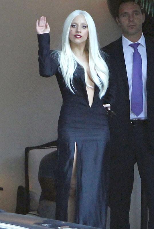 Lady Gaga a fait dans le sobre pour une fois !