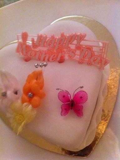 Un beau gâteau, de la part de Franck Dubosc