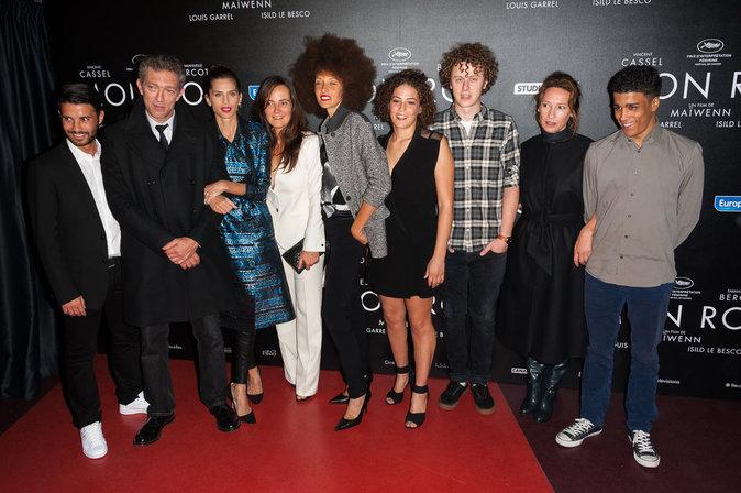 Le casting du film Mon Roi le 12 octobre 2015