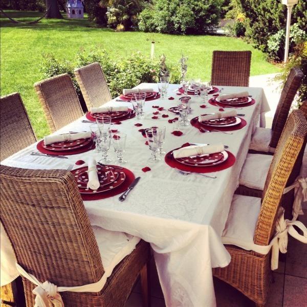 Un charmant déjeuner champêtre
