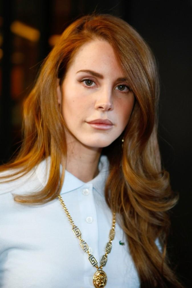 Lana aimes l'or massif !