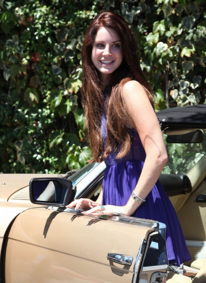 Lana Del Rey, Chateau Marmont, Los Angeles, 6 aout 2012