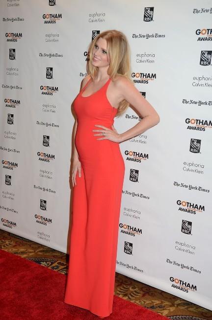 Lara Stone le 26 novembre 2012 à New York
