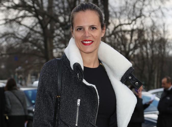 Laure Manaudou : elle se dévoile en version féminine au défilé Guy Laroche !