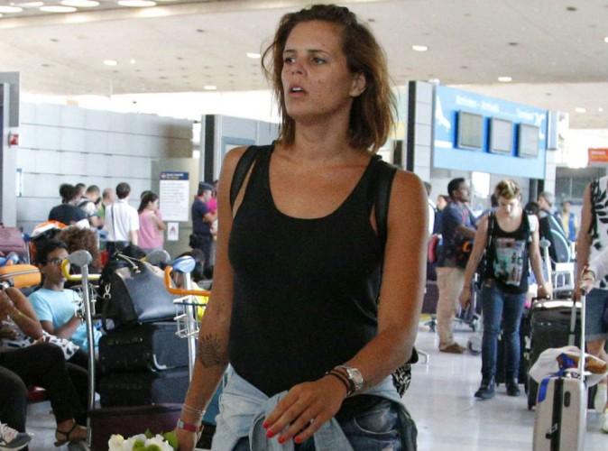 Laure Manaudou en route pour la Corse avec sa fille... Pour retrouver Jérémy Frérot ?