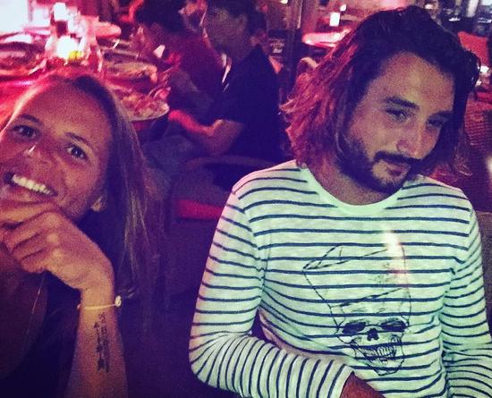 """Photos : Laure Manaudou et Jérémy Frérot : l'amour fou sur leur """"yacht"""" !"""
