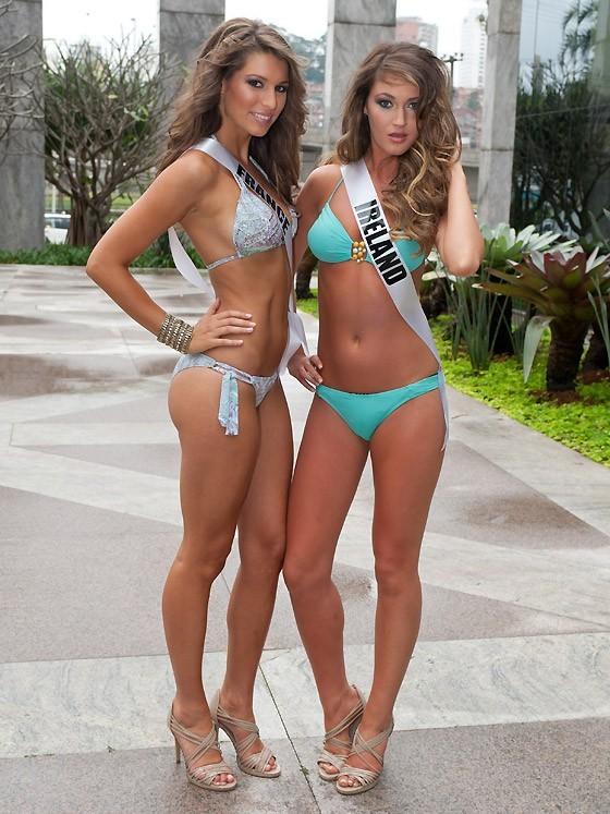 Miss Irlande, très dangereuse pour Laury ?