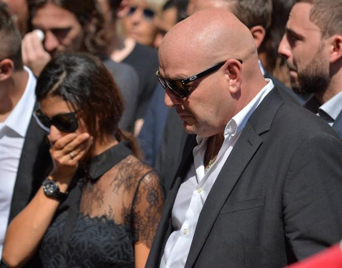 Melanie et Philippe Bianchi, la soeur et le papa de Jules