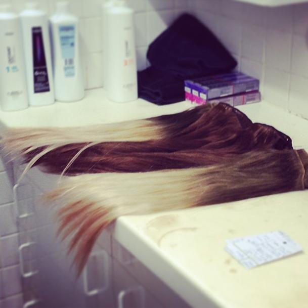 Quelques extensions pour les cheveux de Solweig