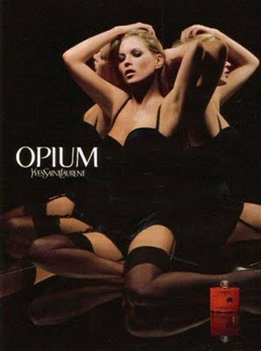 Kate Moss sensuelle et addictive !