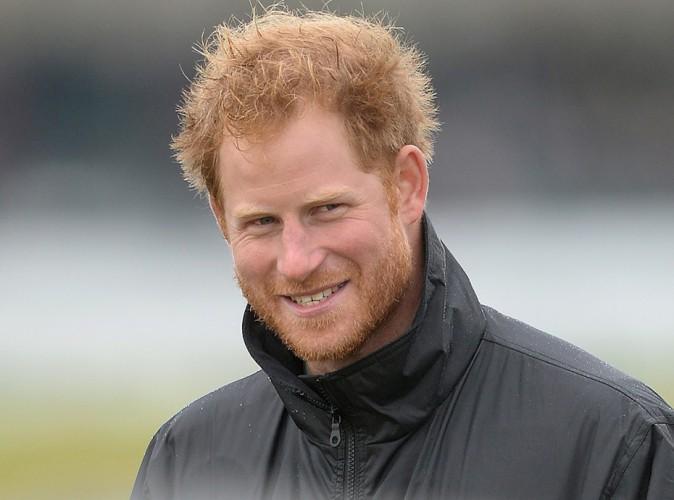 le Prince Harry : 31 ans et une nouvelle barbe qui fait le buzz !