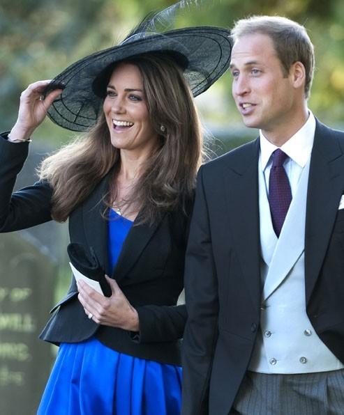 Stylée et élégante, Kate parvient peu à peu à s'imposer dans le coeur des Anglais....