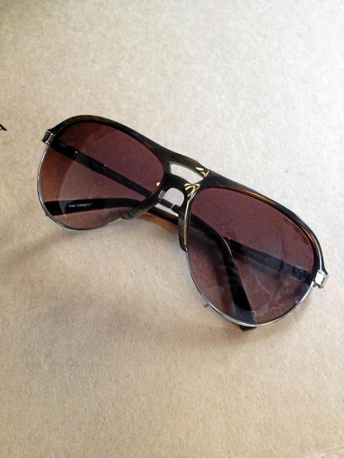 Lunettes de soleil Aviateur, Tru Trussardi Eyewear 140 €