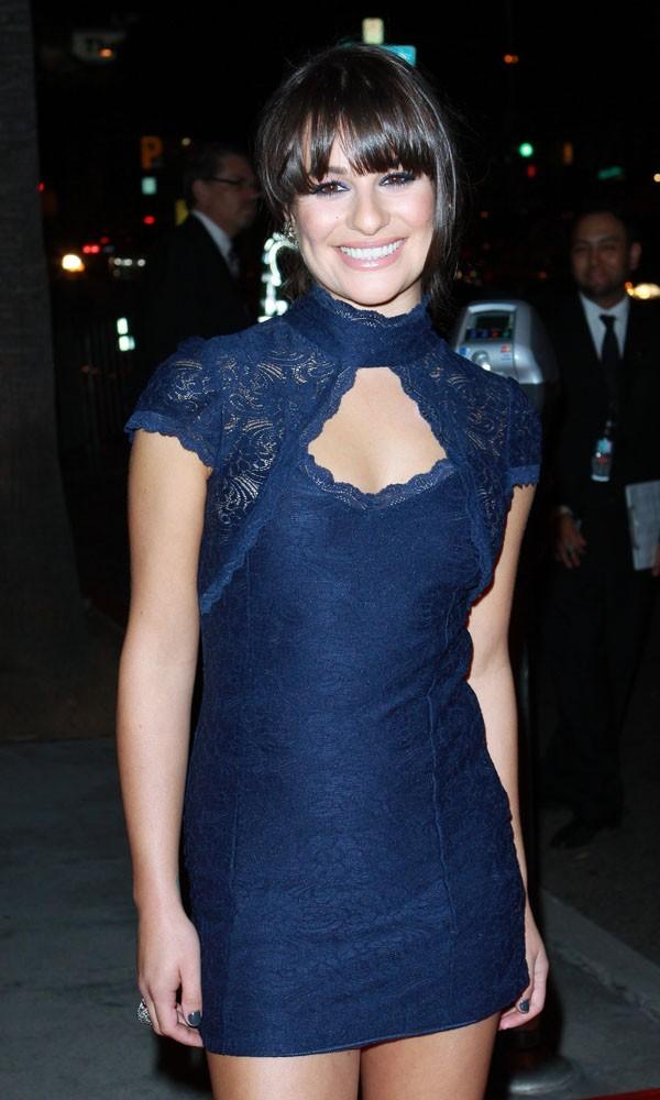 Lea Michele se la joue sexy !