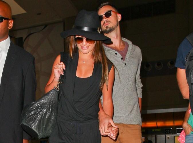 Lea Michele : elle n'a plus peur de s'afficher main dans la main avec Matthew !